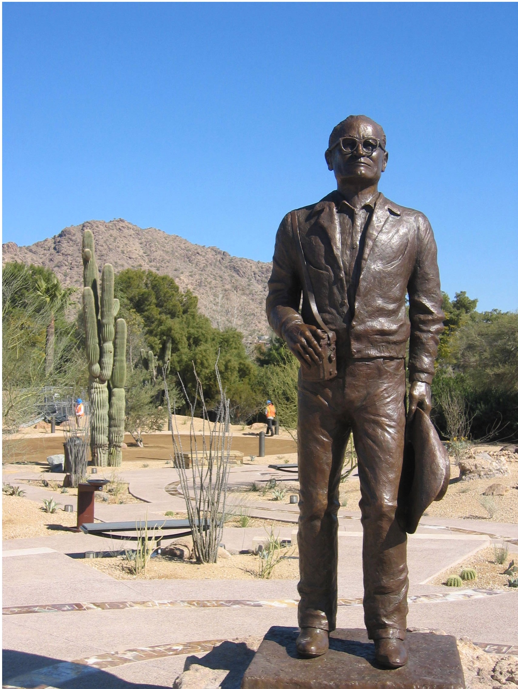 Barry Goldwater by Kathryn Gasser