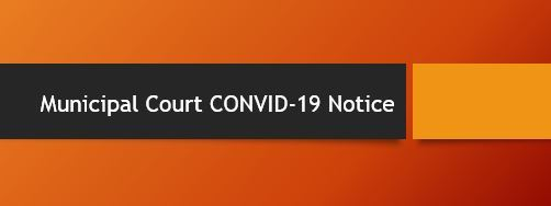 Municipal Court Notice